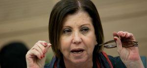 חדשות, חדשות פוליטי מדיני התומכת החדשה של איילת שקד - זהבה גלאון