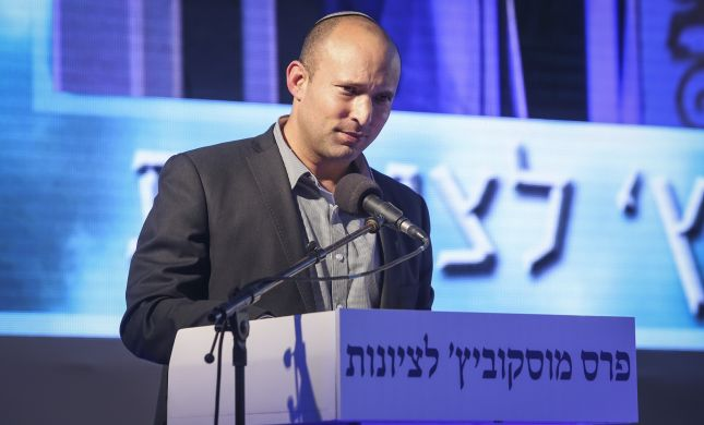 """בנט גייס רבע מיליארד לקירוב יהודי חו""""ל לדת"""
