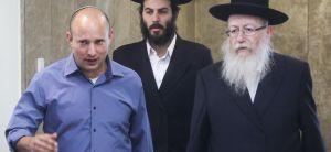 חדשות, חדשות פוליטי מדיני חילול שבת בהכשר המפלגות הדתיות