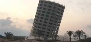 ויראלי, חדשות, חדשות בארץ צפו: אחרי 16 שנה, המלון הריק בעכו פוצץ