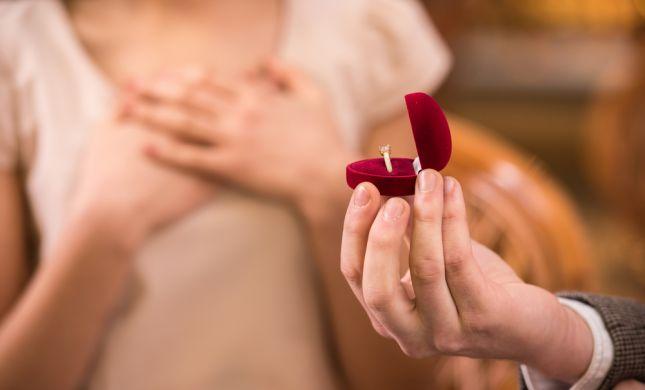 #אתגר_השידוכים רושם זוג ראשון שהתארס