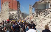 הרעש באיטליה: ילדה חולצה אחרי 17 שעות