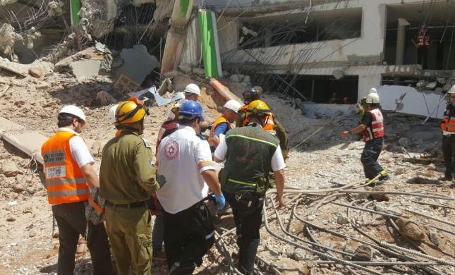 גופותיהם של 2 פועלים נוספים הוצאו מהחניון שקרס
