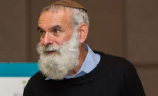 ברוך דיין האמת: הרב אביחי רונצקי הלך לעולמו