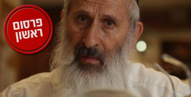 ציוץ כהלכה: הרב שלמה אבינר פתח חשבון טוויטר