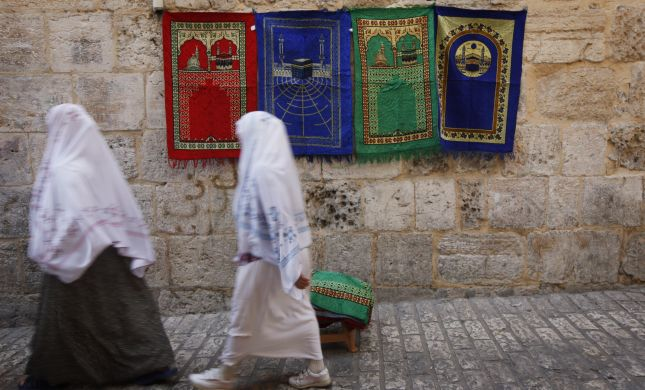 קצב הילודה של הערבים בישראל ממשיך לרדת