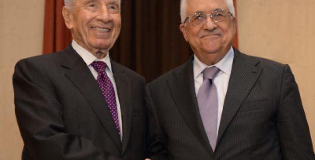 דיווח: אבו מאזן ביקש להגיע להלוויתו של פרס