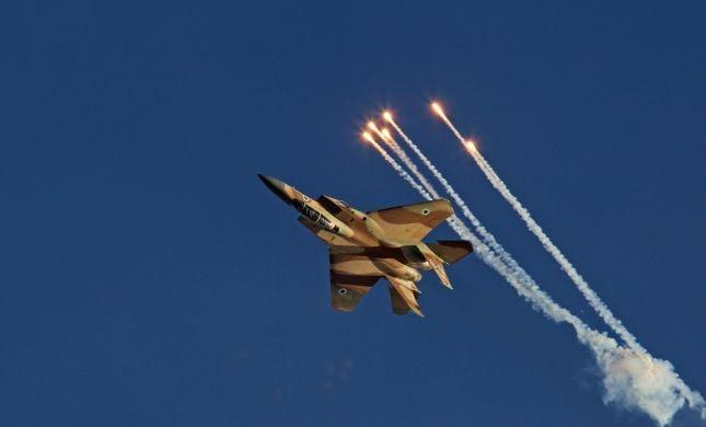 """הסורים טוענים: """"הפלנו מטוס תקיפה של ישראל"""""""