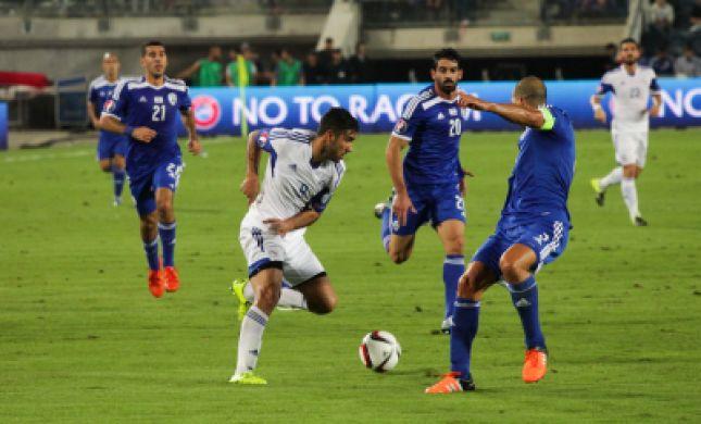 דירוג נבחרות הכדורגל: נבחרת ישראל בשפל הסטורי