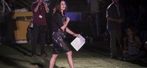 תרבות בגלל שיר: מירי רגב נטשה את האולם באמצע הטקס