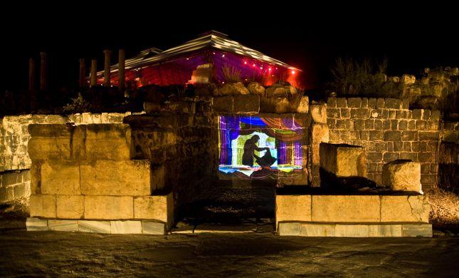 בית שאן: ממרכבות הרומאים ועד לרכבת העמק