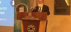 חדשות המגזר, חדשות קורה עכשיו במגזר הרב אלי בן דהן מסמן את היעד הבא; צפו