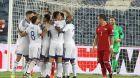 ספורט נבחרת ישראל הובכה אך הצליחה לגרד נצחון