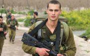 'לא רציתי להיות בצל שלו': דוד שראל סיים קורס קצינים