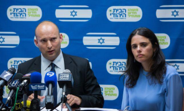 """בנט ושקד התנגדו; הקבינט אישר הקלות ל""""פלסטינים"""""""