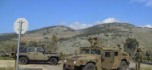 חדשות, חדשות צבא ובטחון גבול לבנון: חייל נפצע קל מירי מרכב חולף