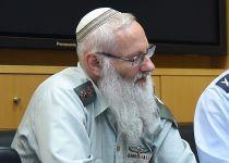 """פגישה חשאית בין ראשי ארגון צו 1 לרבצ""""ר"""