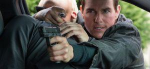 ביקורת סרטים חדשים, טלויזיה וקולנוע ג'ק ריצ'ר 2 - אין דרך חזרה: מצ'עמם במיוחד