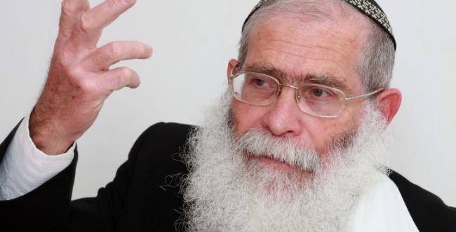 הרב אליקים לבנון: זו צדקה מעולה
