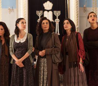 סרוגות הסרט ישמח חתני: הדרת נשים או עזרת נשים?