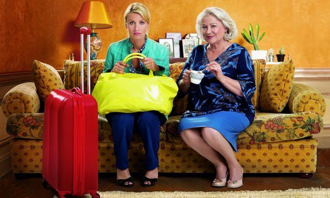 לחזור לגור עם אמא - הומור בניחוח צרפתי