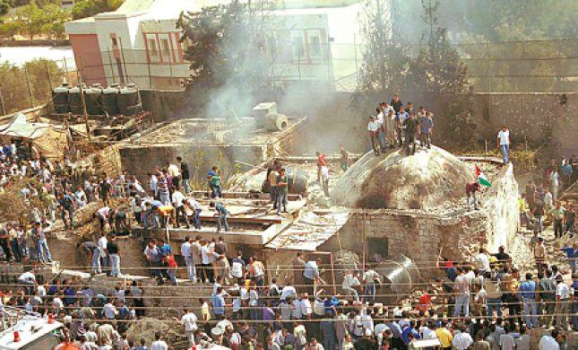 דרמה לילית בשכם: אסון גדול נמנע בקבר יוסף