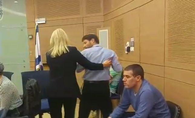 צפו: סמוטריץ' דיבר נגד התבוללות ונזרק מהאולם