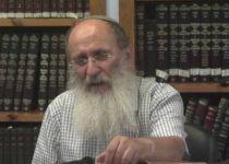 """הרב שרקי: מדוע איננו יכולים למסור את א""""י? צפו"""