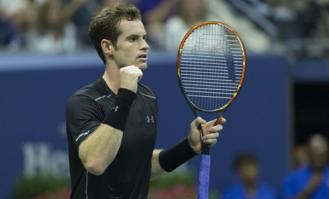 מלך חדש בטניס  - אנדי מארי במקום הראשון