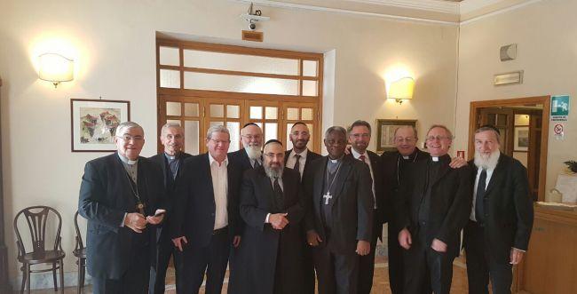 משלחת הרבנות לותיקן: כיצד ניתן לקדם את השלום
