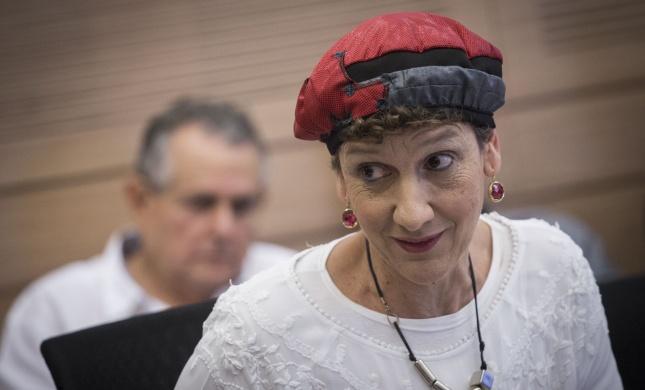 """מועלם מצהירה: """"הבית היהודי - לא רק לדתיים"""""""