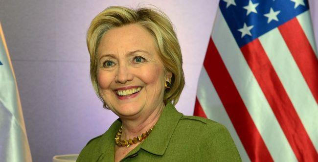 """דיווח בארה""""ב: הילרי קלינטון תתמודד לתפקיד סגן הנשיא"""
