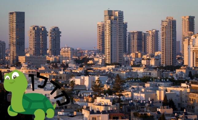 דרום תל אביב: ניתוח מדלן לשכונת נווה עופר