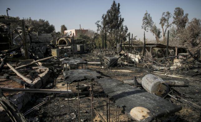 איגוד השמאים הקים מוקד סיוע לנפגעי רכוש כתוצאה מהשריפות