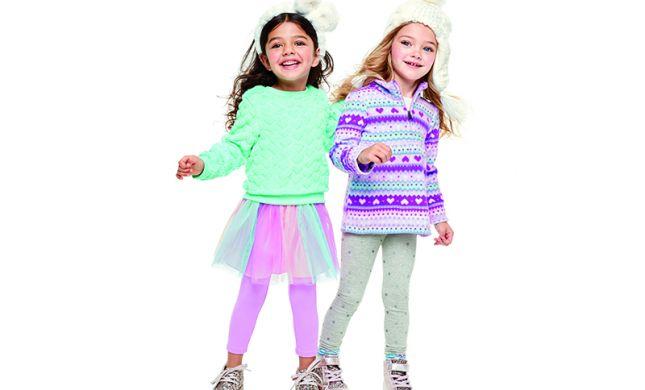 מותג האופנה THE CHILDREN'S PLACE מציג קולקציית חורף