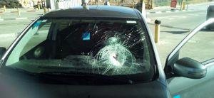 """חדשות, חדשות צבא ובטחון ערבים ניסו לרצוח קצין צה""""ל בכביש ליד נתניה"""