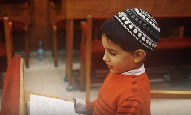 צפו: בנו של יוני גנוט באחד הקטעים המרגשים במוזיקה היהודית