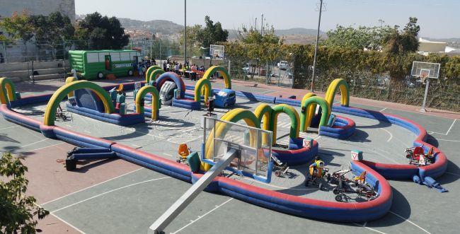 """חמ""""ד על גלגלים: אירוע ענק לכל המשפחה בנושא בטיחות בדרכים בחנוכה"""