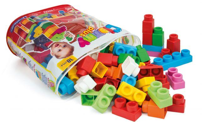 להיט חדש במשחקי הילדים: קוביות משחק רכות מחומר פטנט