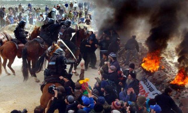 לקראת עמונה: האלימות סותרת את העולם היהודי
