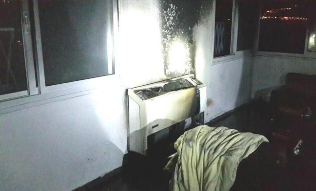 7 נערים נפגעו משריפה בישיבה תיכונית בצפון