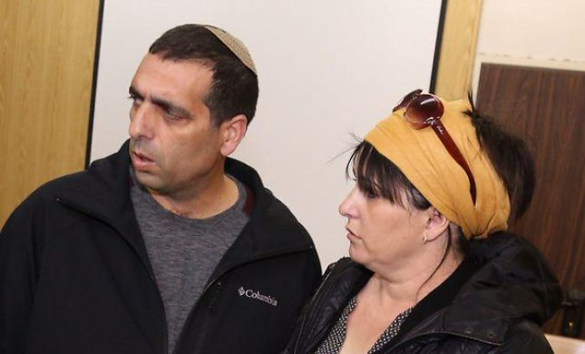 לראשונה בקולו ולצד אשתו: בוכריס הודה בעבירות מין