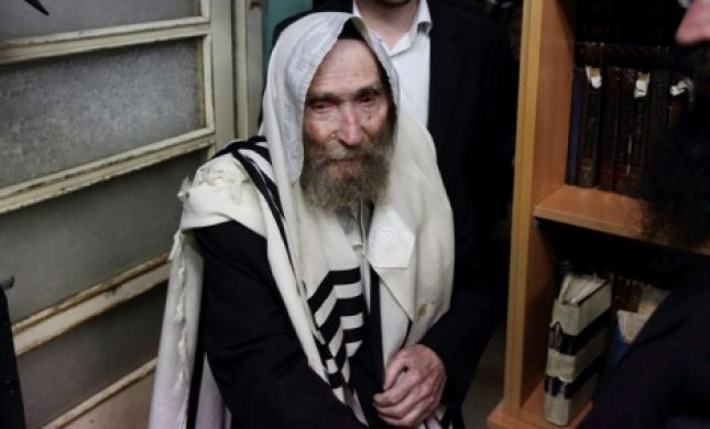 התפללו לרפואתו: הרב שטיינמן פונה לבית החולים