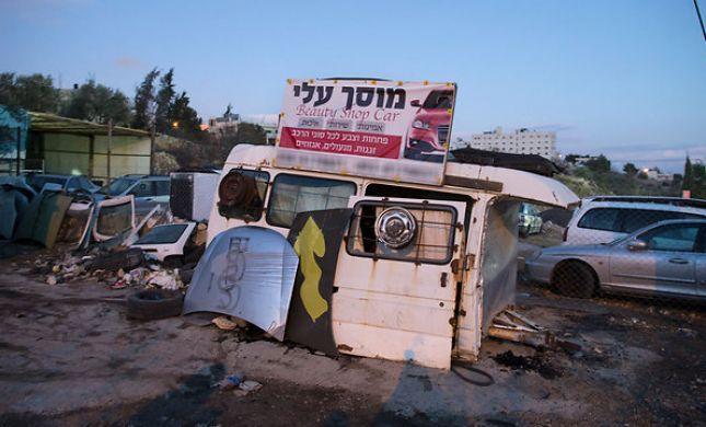 הנקמה של תושבי המאחז בערבי שעתר נגדם
