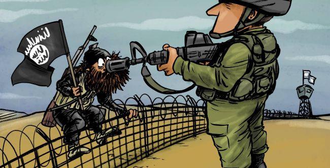 קריקטורה: אלחנן בן אורי מסכם את השבוע