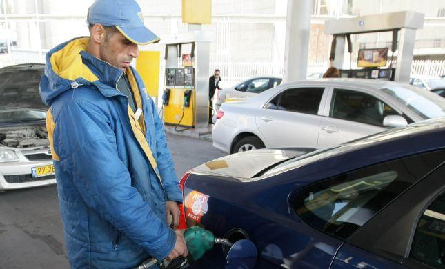 מהרו לתדלק: במוצאי שבת עלייה במחירי הבנזין