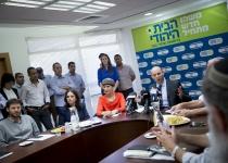 אחד המתמודדים בבית היהודי הודיע על פרישה