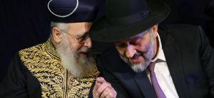 """הרבנות הראשית לישראל, יהדות """"הרב יצחק יוסף לא התכוון לכל רבני צהר"""""""