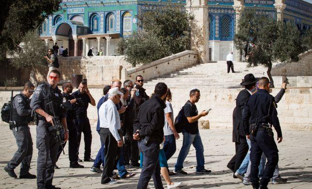 נוהל הרחקות היהודים מהר הבית – לא חוקי