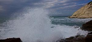 ארץ ישראל יפה, טיולים, מבזקים סוף שבוע של שיאי גשם בגולן; הכנרת עלתה